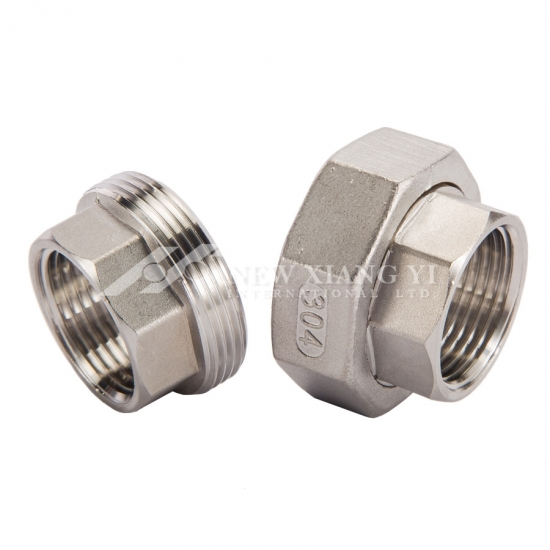 stainless steel union fitting