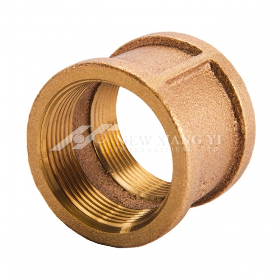 Round female thread adpater fitting