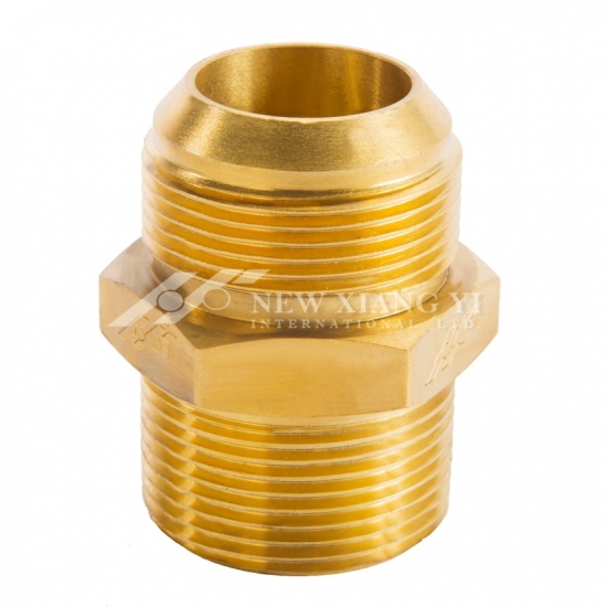 bspt male jic 45 degree flare fitting