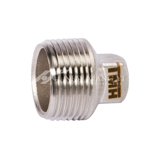 stainless steel hollow plug
